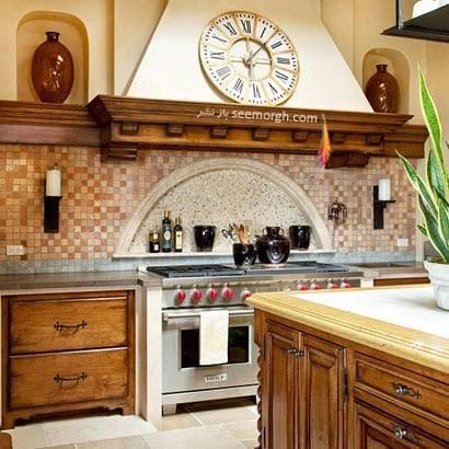 Белая кухня с деревом: разновидности и выбор
