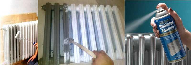 Как покрасить радиаторы отопления, чтобы потом не кусать локти?