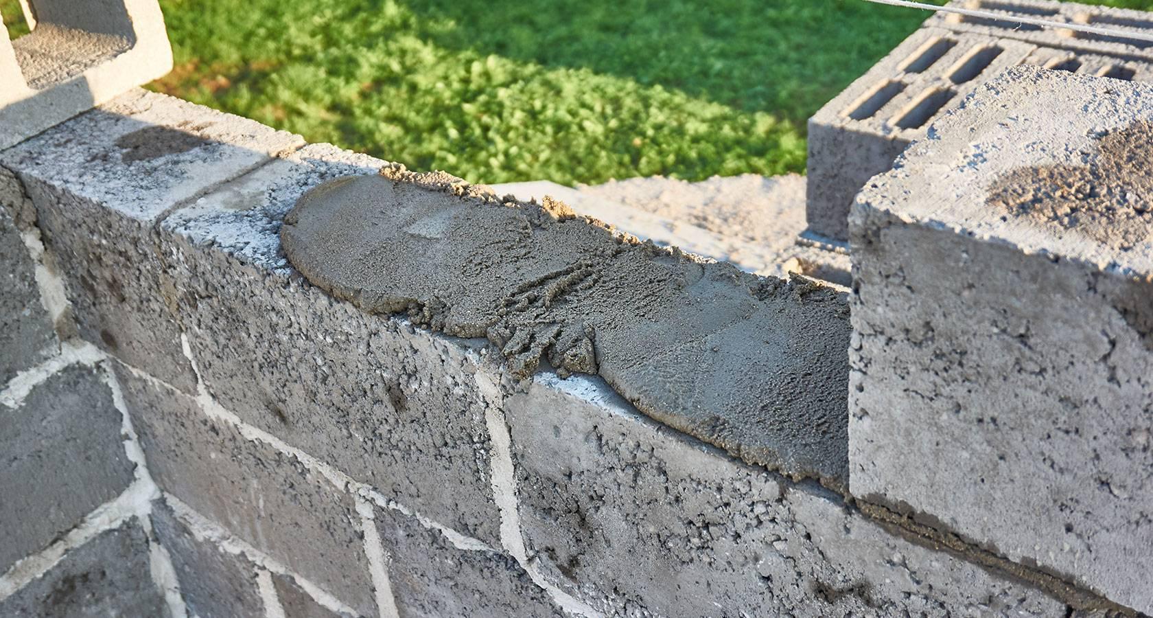 Надо ли делать армирование керамзитобетонных стен. нужно ли армировать кладку из керамзитобетонных блоков