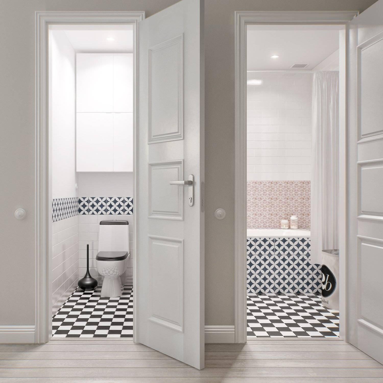 Как выбрать дверь в ванную комнату: на что обратить внимание при выборе конструкции и конкретного полотна, как не ошибиться при покупке, фото