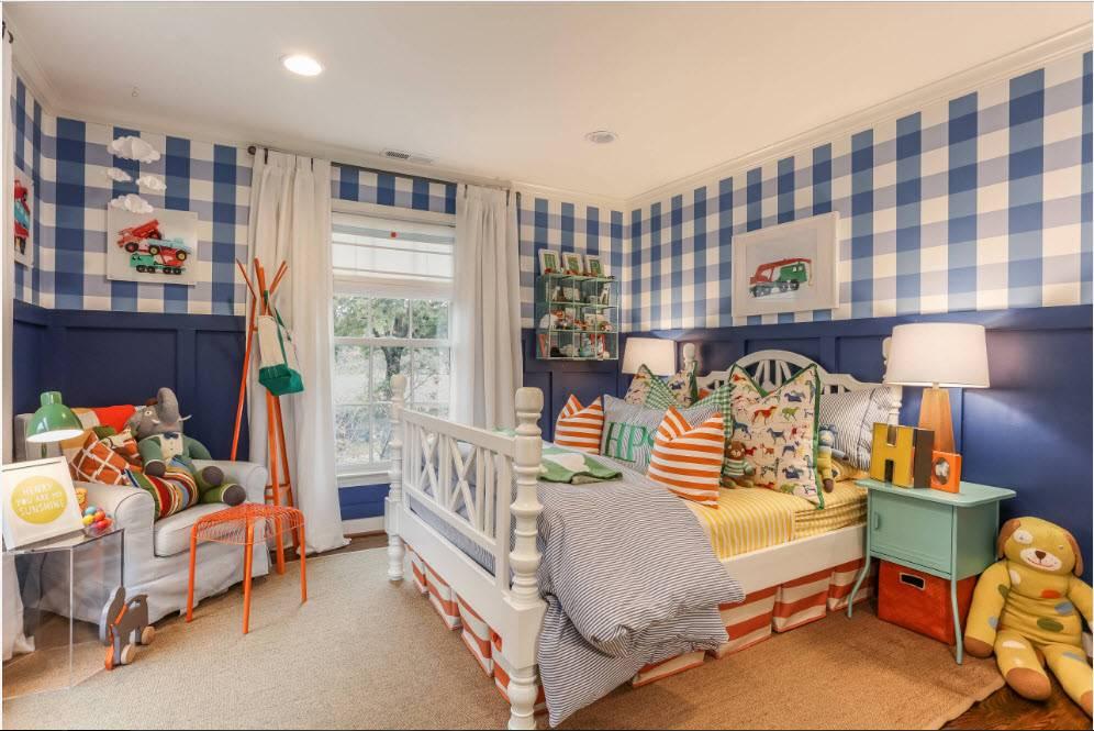 Спальня для мальчика-подростка