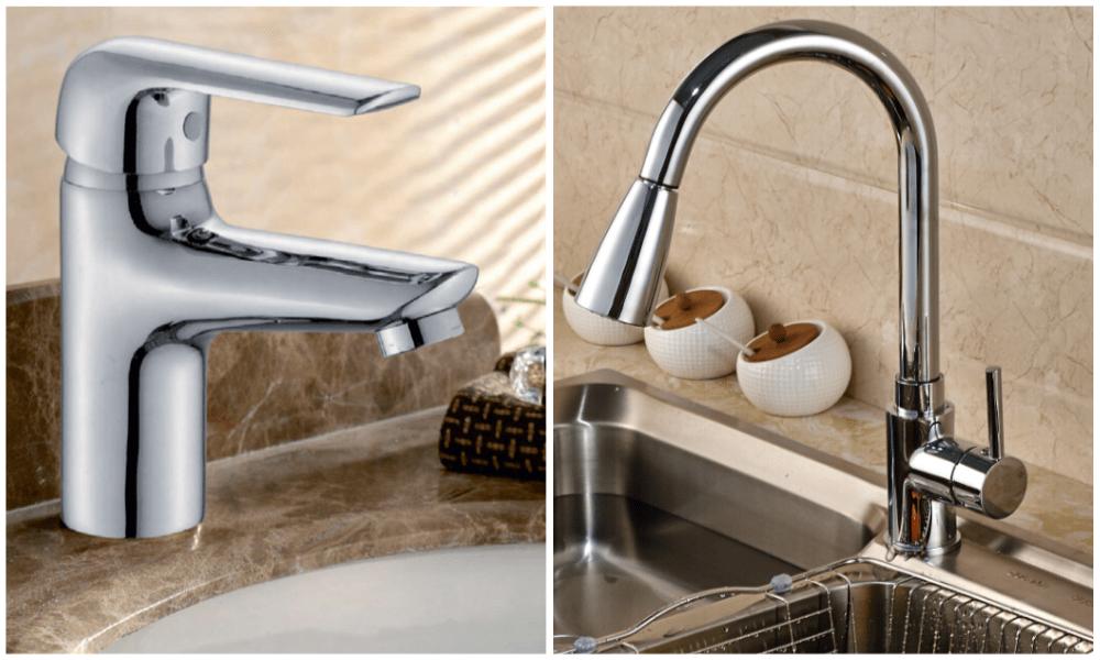 Что делать, если капает кран в ванной?