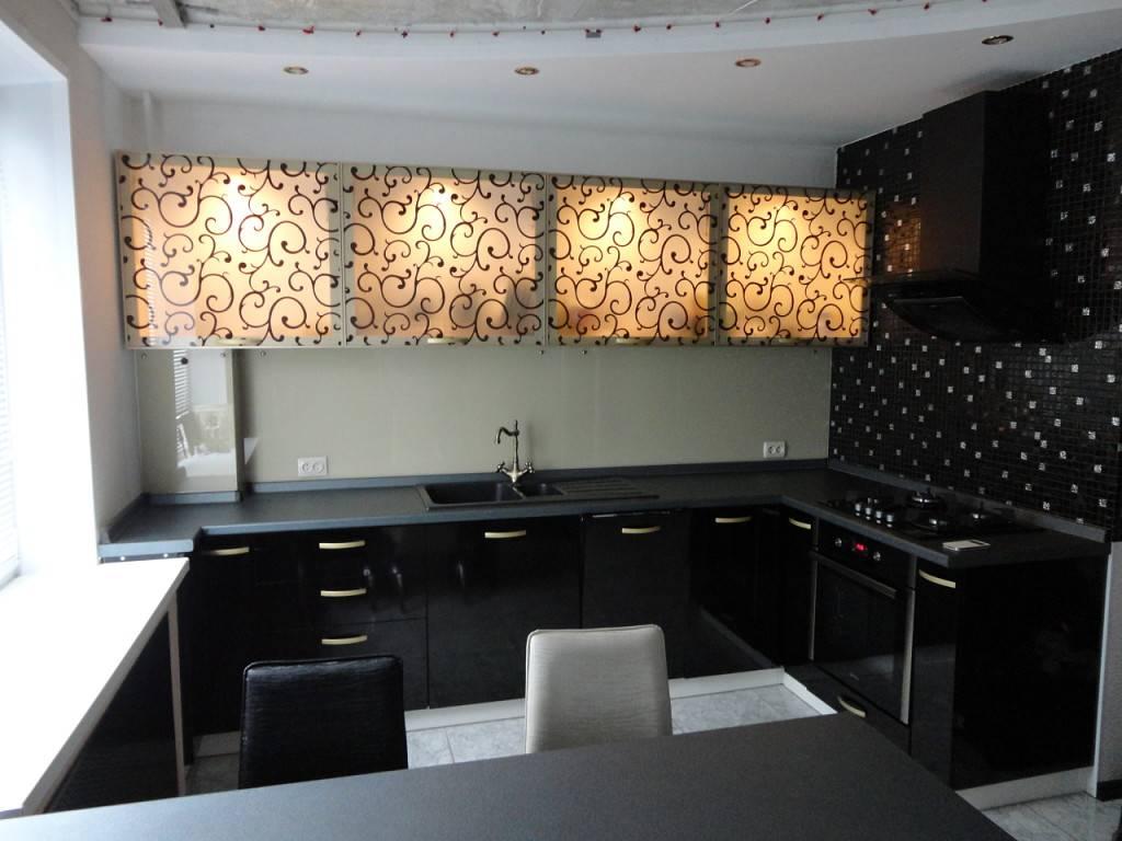 Темная кухня: что выполнить в темном цвете, какой цвет выбрать, реальные фото примеры