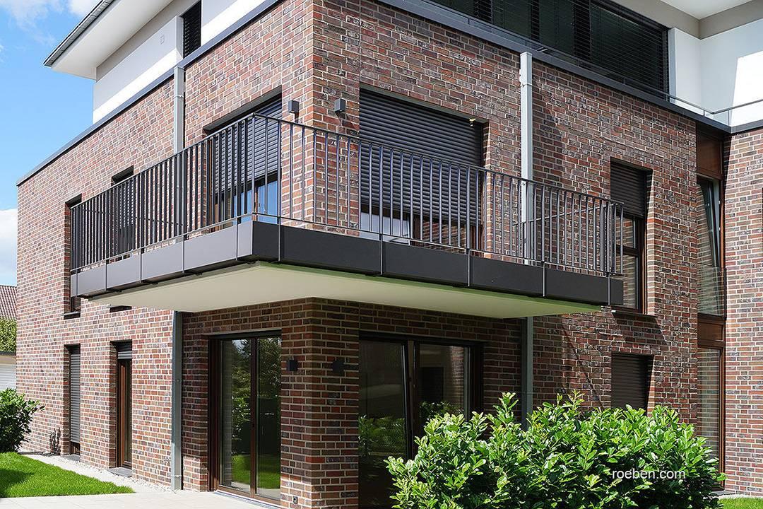 Клинкерная плитка для фасада — дом как в англии