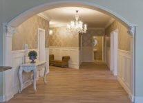 Дверной проем без двери: отделка, декор и оформление межкомнатных переходов, фото примеры