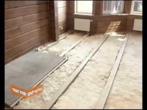 Утеплитель для пола в деревянном доме: какой лучше, топ-6 лучших утеплителей