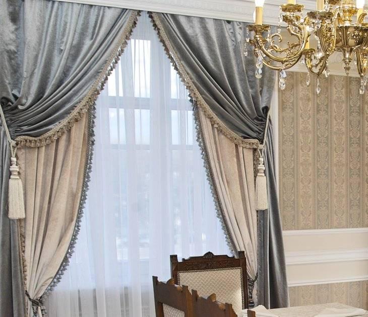 18 наглядных примеров оформления окон в гостиной в современом стиле, которые научат вас обходиться без дизайнера