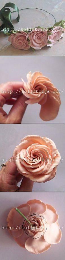 Цветы из ткани: мастер-класс по созданию из различных видов тканей и ниток (95 фото)