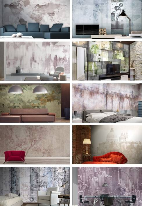 Итальянские обои: для стен zambaiti parati, в интерьере фото, sirpi и эседра, лимонта и emiliana, портофино и decori