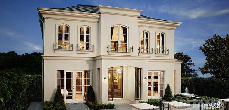19 архитектурных стилей чатных домов с названиями и особенностями