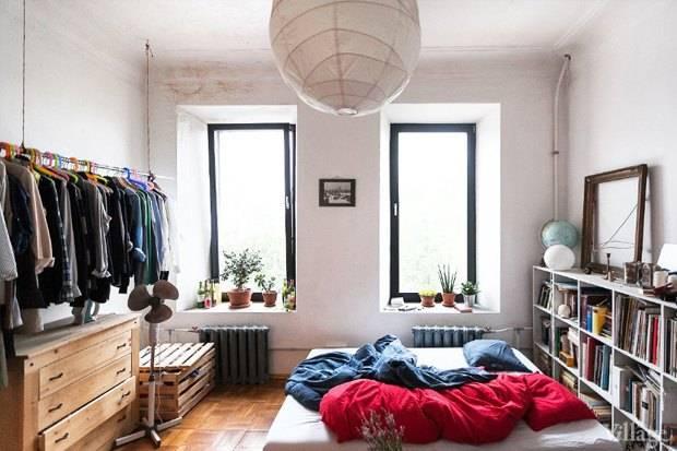 Как быстро обустроить старую квартиру без ремонта