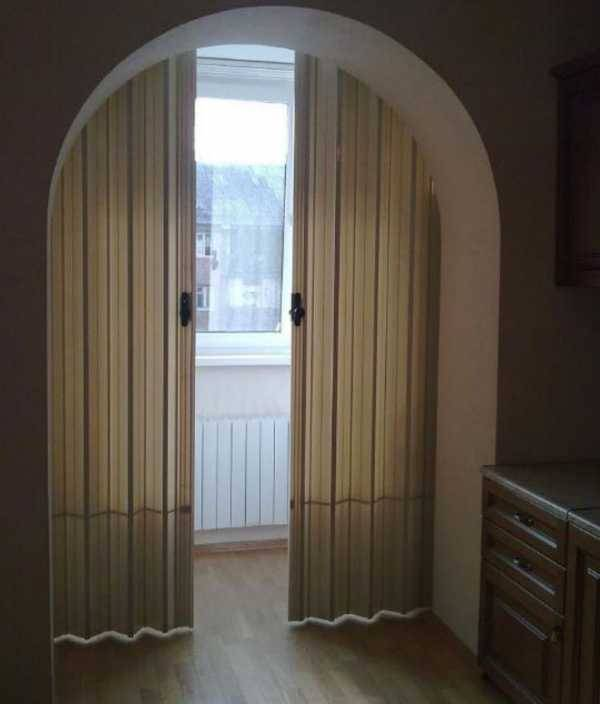 Арочные двери в интерьере: управляем пространством (32 фото)