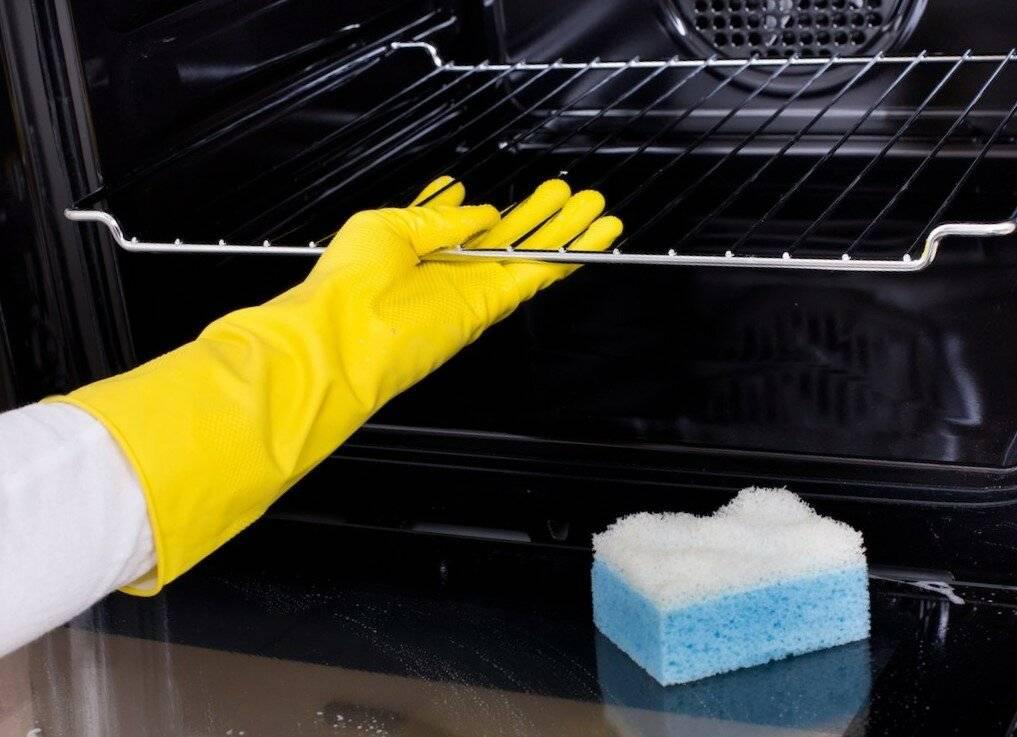 Что такое очистка духовки ecoclean и как ей пользоваться