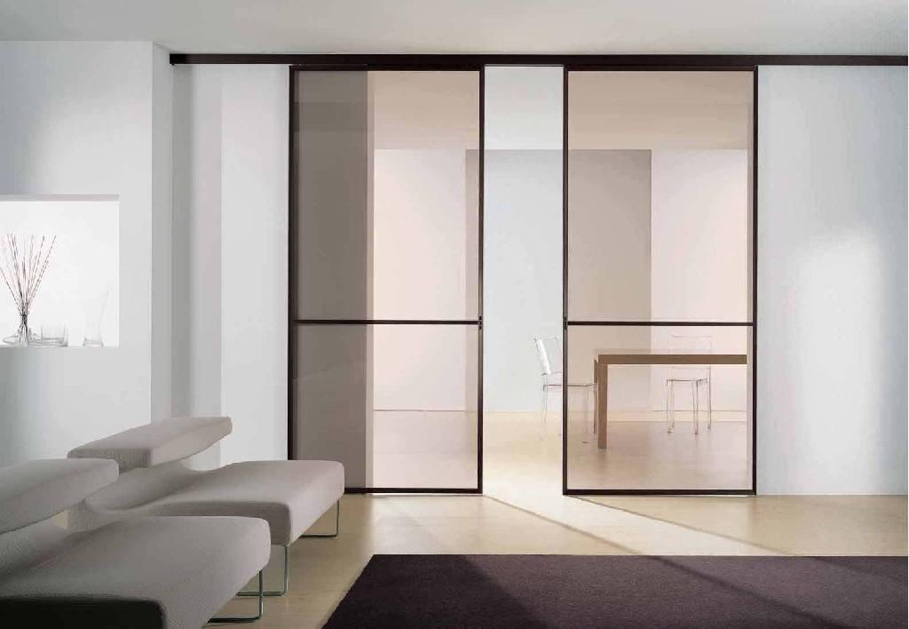 Особенности раздвижных систем для межкомнатных дверей