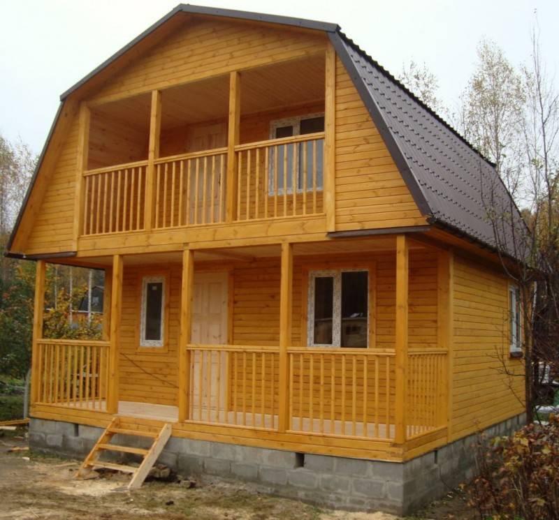 Проекты домов с вальмовой крышей – преимущества и недостатки