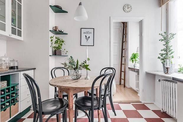 Кухня в стиле эклектика — необычные варианты по оформлению дизайна (80 фото)