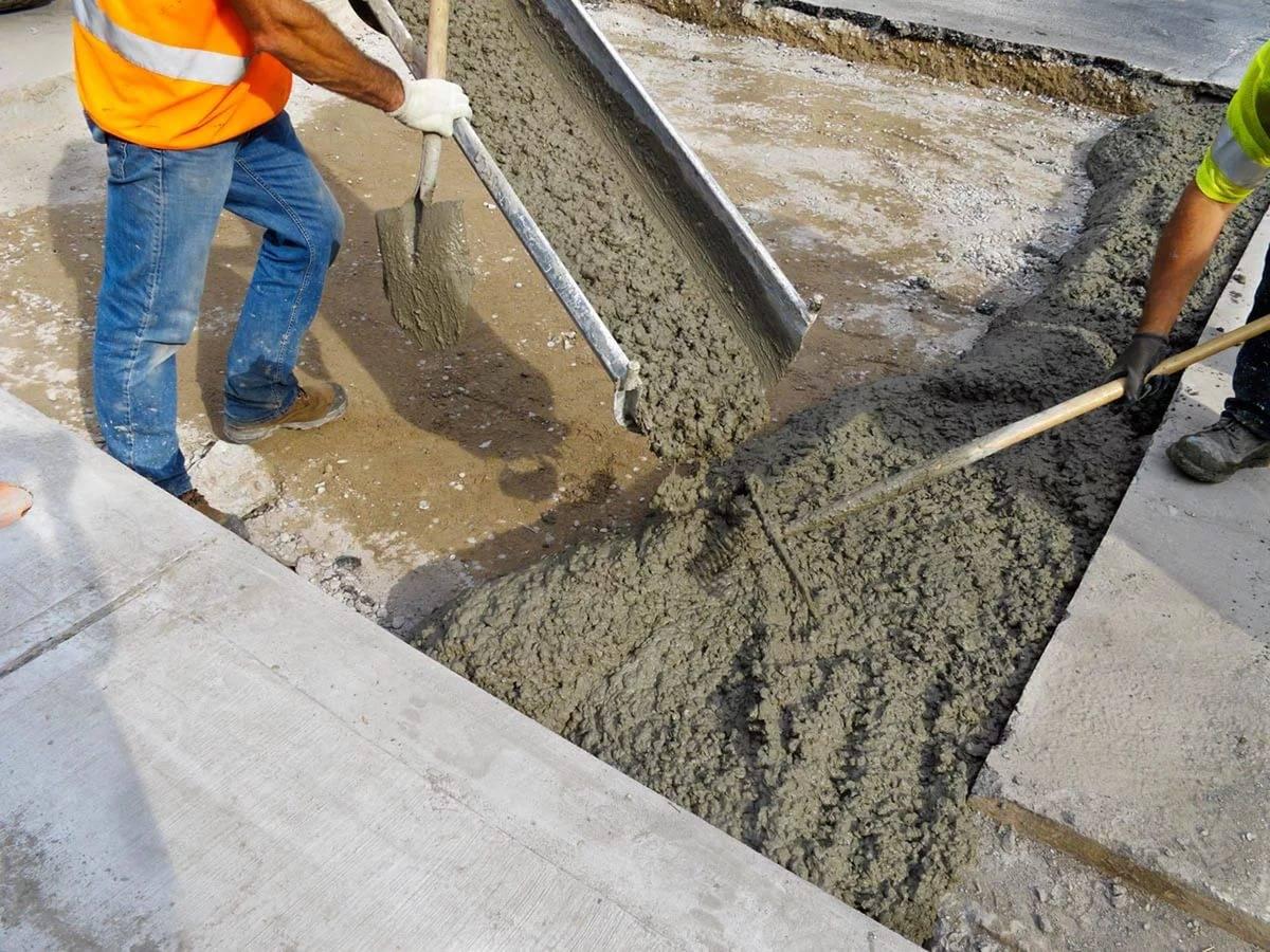Как определяется марка бетона