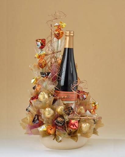 Как украсить бутылку шампанского на новый год: 5 оригинальных идей