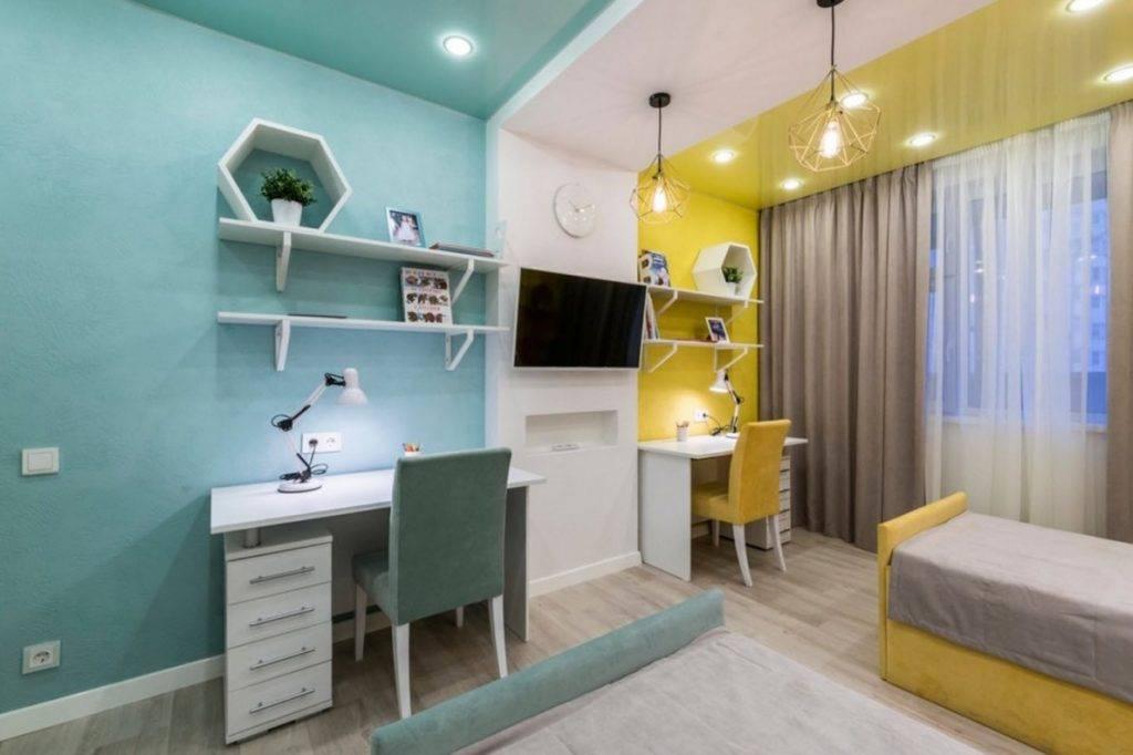 Правильное освещение детской комнаты