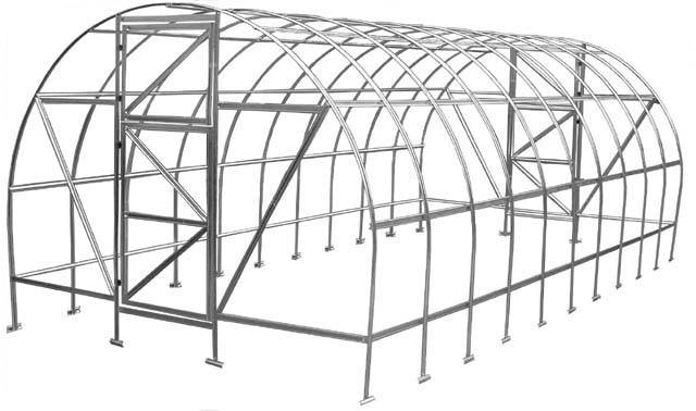 Монтаж поликарбоната на металлический каркас -инструкция. схема монтажа поликарбоната на металлический каркас теплицы своими руками