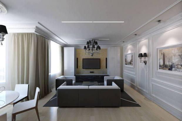 Дизайн квартиры в современном стиле: советы по созданию и 60 фото для вдохновения - стильный и современный дизайн интерьера для вас