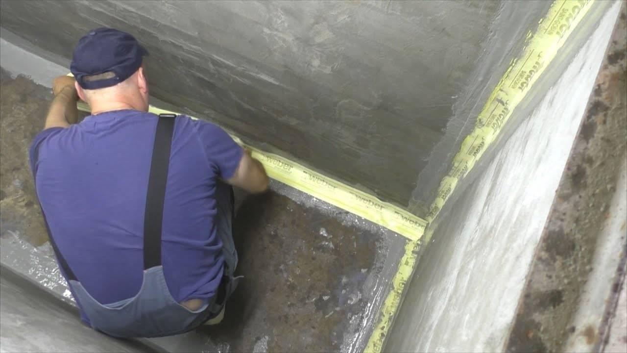 Как правильно выполнить гидроизоляцию смотровой ямы в гараже? - блог о строительстве