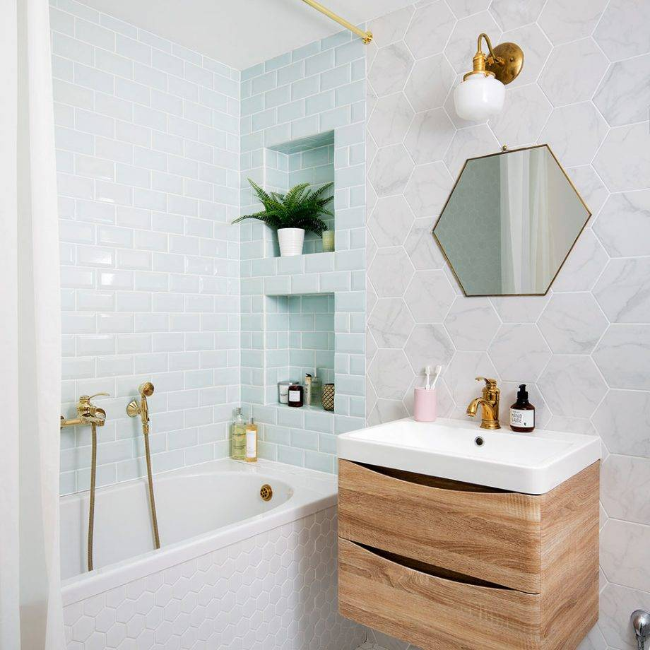 Интерьер ванной в загородном доме: Инструкции по подбору элементов