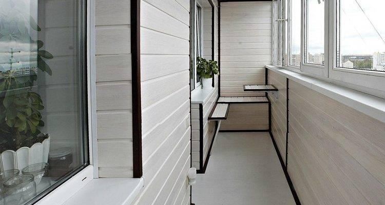 Как сделать наружную обшивку балкона профлистом или сайдингом своими руками? Пошагово