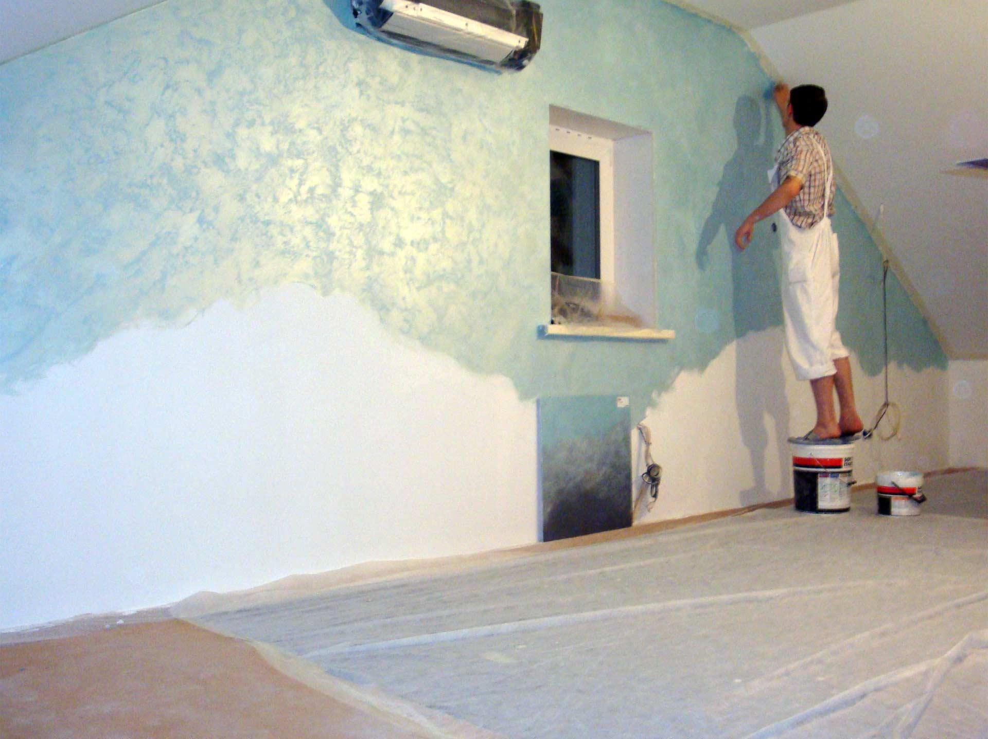 Декоративная краска для стен: как выбрать лучшую?