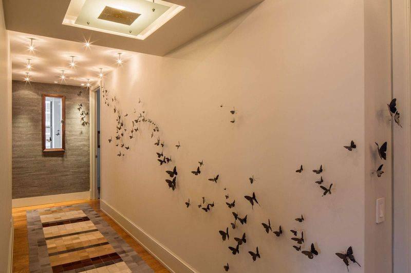 Фактурная штукатурка для стен: 4 популярные рельефные текстуры и примеры использования