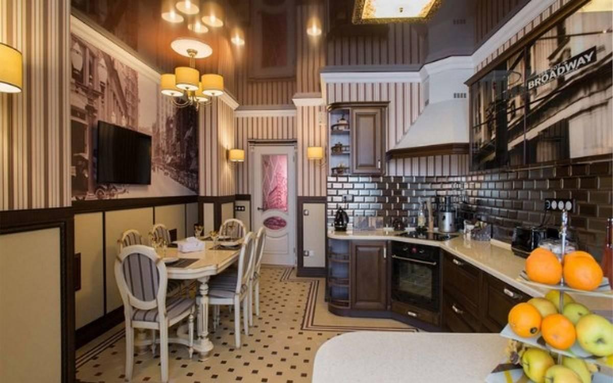 Кухня в американском стиле: 20 ключевых элементов дизайна