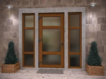 Что лучше — пластиковые или алюминиевые двери
