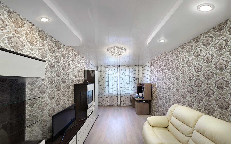 Потолок в кухне-гостиной: 40 фото, избранные идеи дизайна