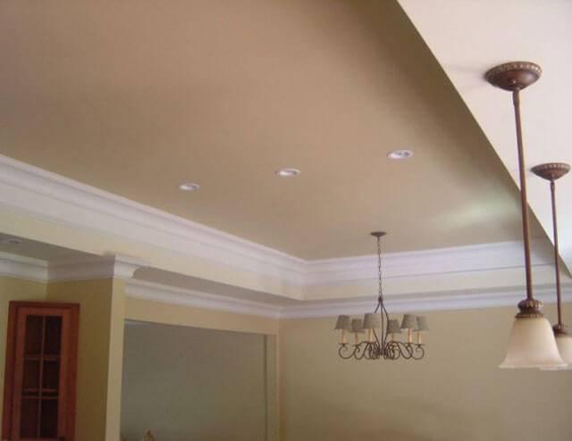 Натяжные потолки пвх (45 фото): выбор пленки или полотна, какую температуру она выдерживает, технические характеристики и преимущества