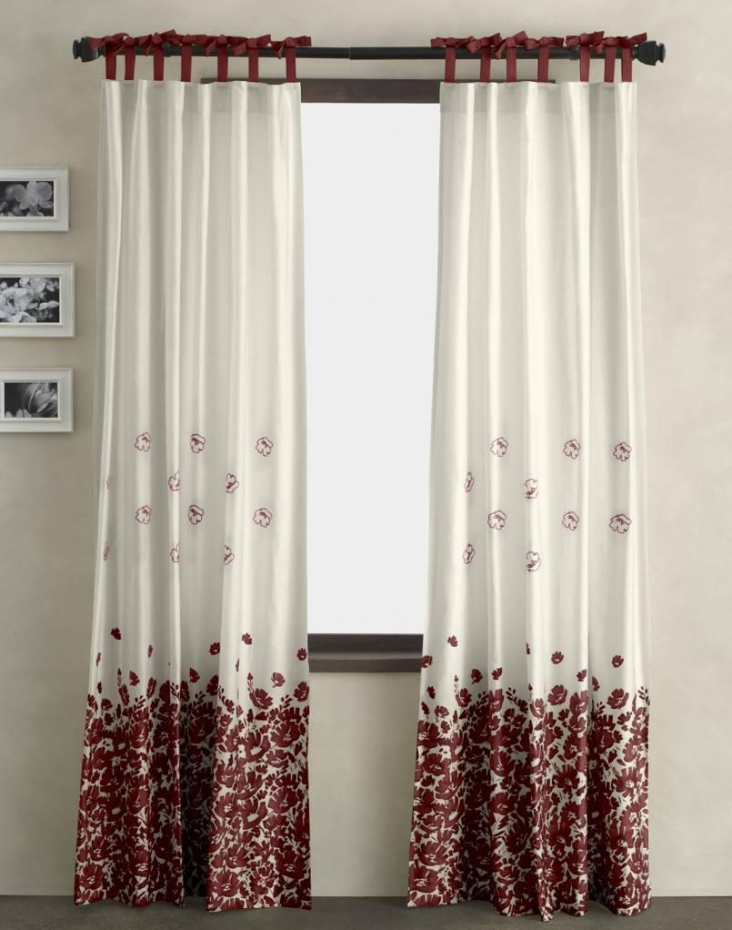 Декор штор: стильные идеи и сочетания по применению штор в дизайне (95 фото и видео)