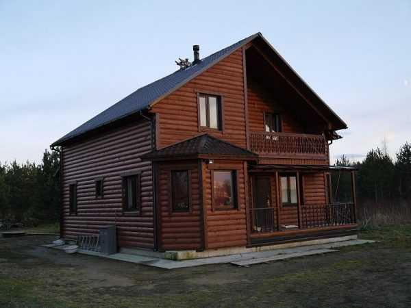 Постройка самого теплого каркасного дома