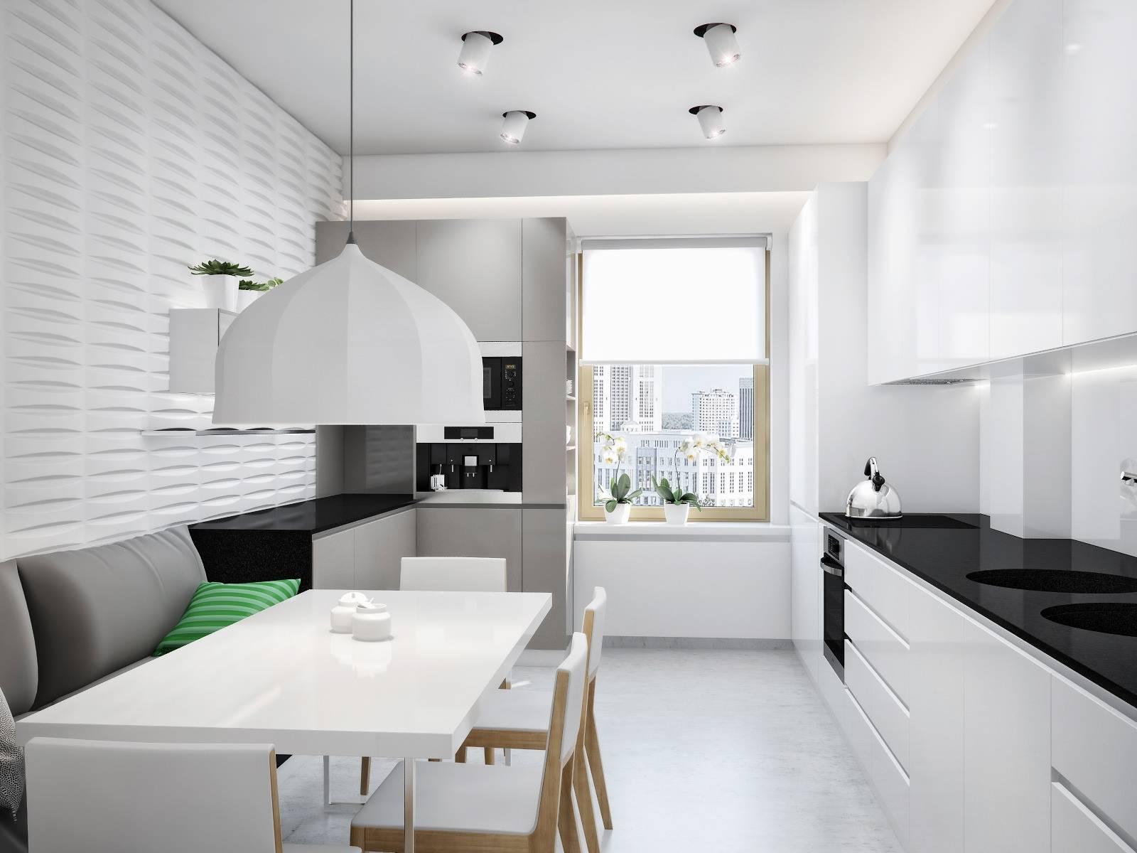 Кухня в стиле минимализм: реальные примеры использования и актуальные идеи оформления (95 фото + видео)