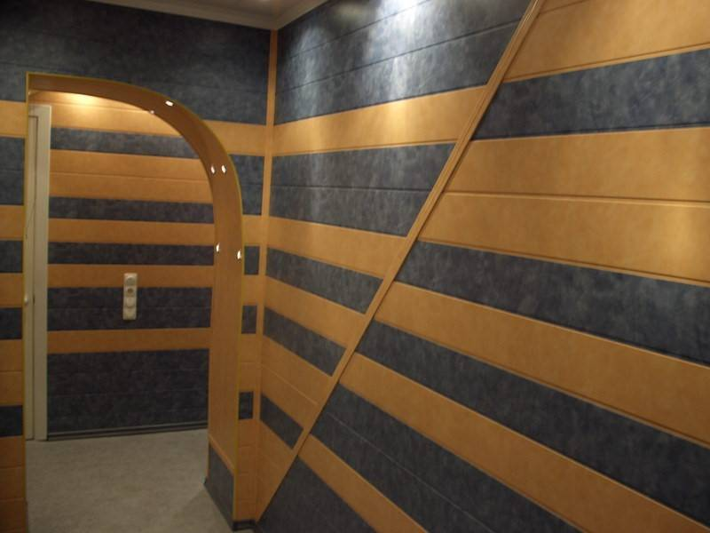 Что такое стеновые панели МДФ и стоит ли их использовать в качестве отделочного материала для гостиной и коридора?