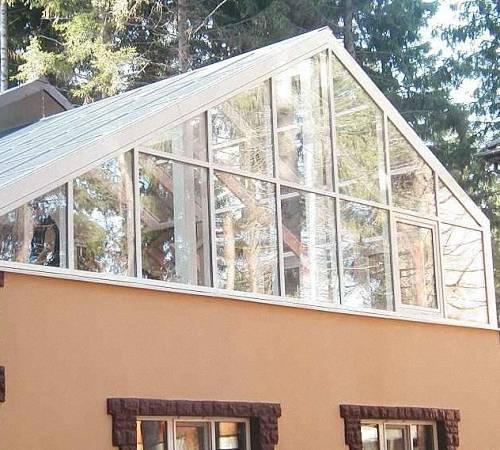 Устройство плоской кровли: экономим на строительстве крыши