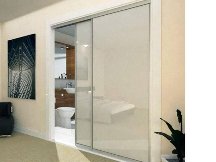 Межкомнатные стеклянные двери раздвижные - Обзор и Советы