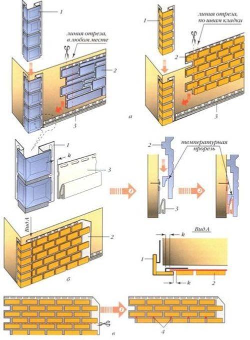 Фасадные панели альта профиль: плюсы и минусы, инструкция по монтажу альфа отделки + виды и технические характеристики