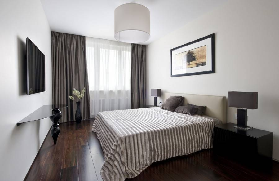 Ремонт спальни — 120 фото лучших вариантов отделки спальни