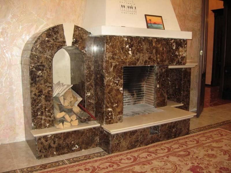 Декоративный камин из старого шкафа своими руками + необычное оформление