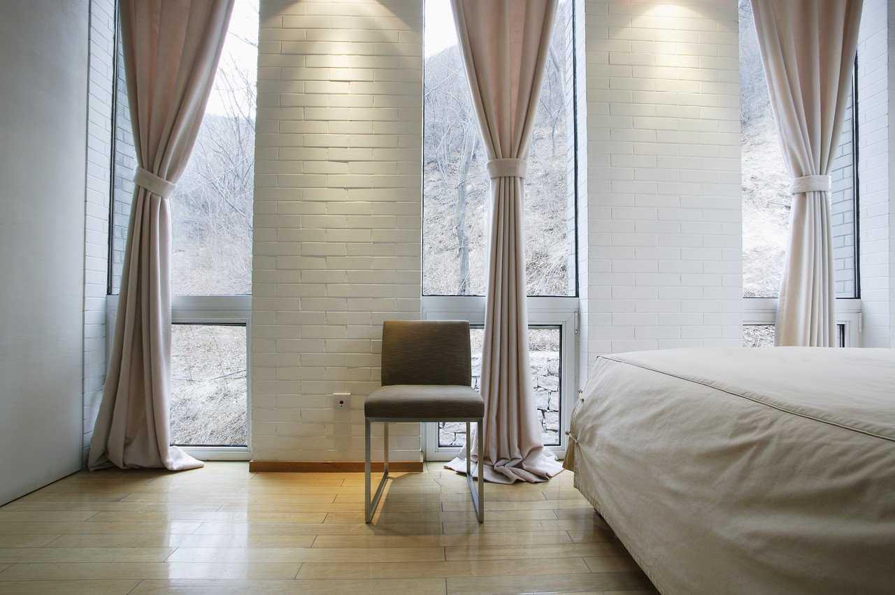 Бежевые шторы: 40+ применений в интерьере - арт интерьер