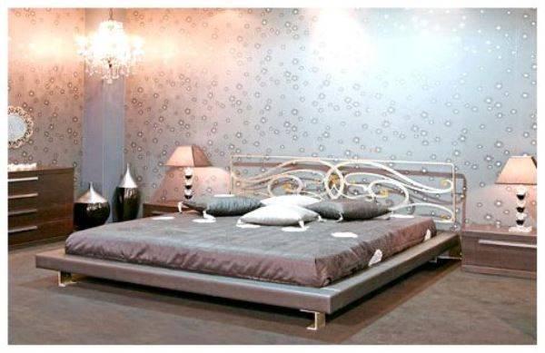 Экологически чистые обои для спальни и не только