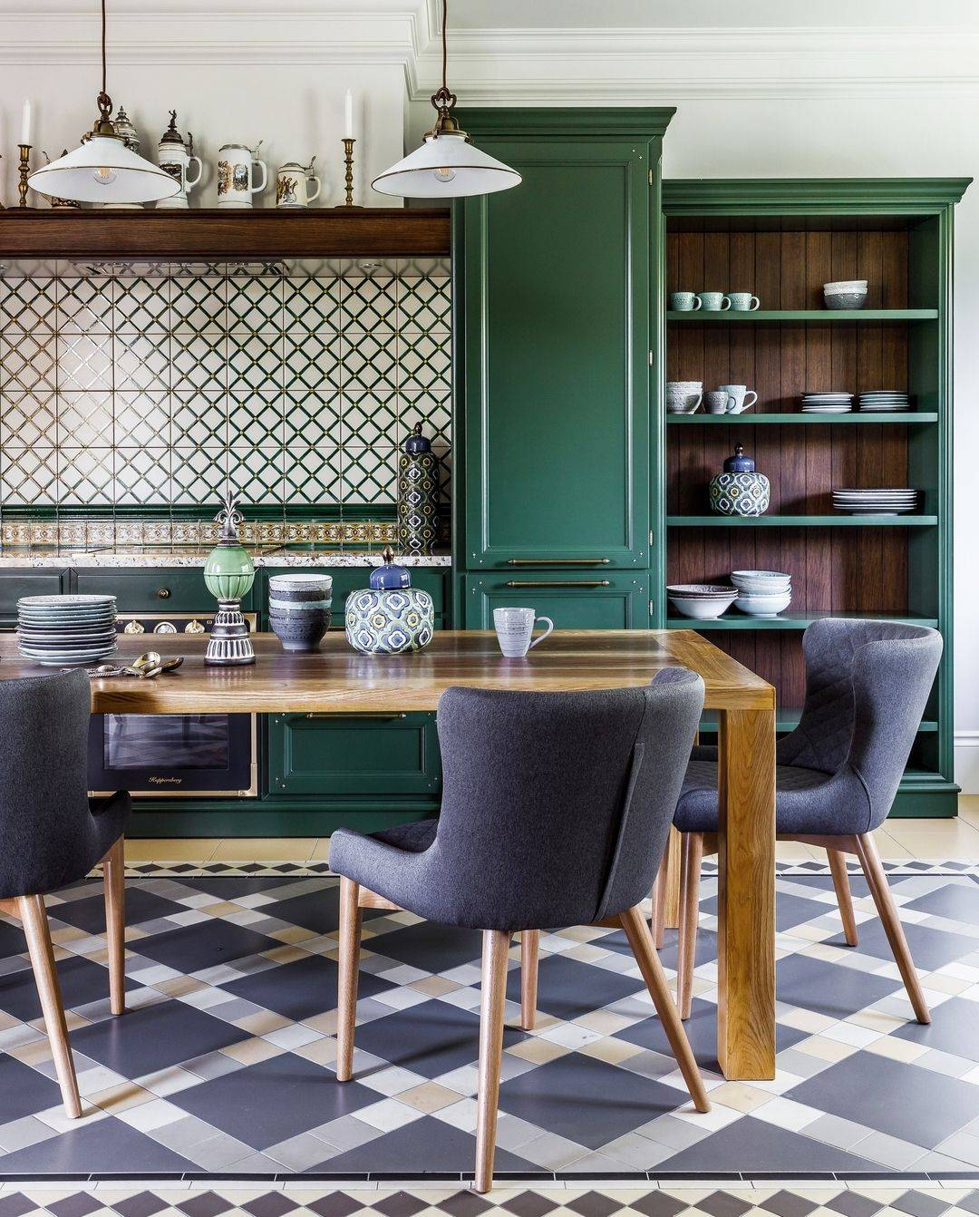 Метлахская плитка на кухне. где и как использовать метлахскую плитку: рекомендации дизайнера екатерины ловягиной