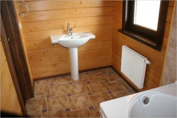 Как сделать гидроизоляцию пола в ванной под плитку — фото и пошаговая видео