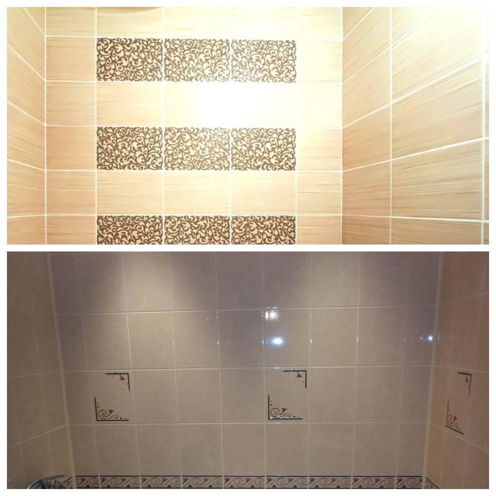 Размеры плитки для ванной - какие бывают и какой выбрать