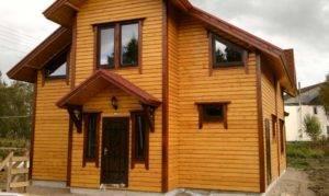 Дом из клееного бруса: Плюсы и минусы и отзывы реальных владельцев