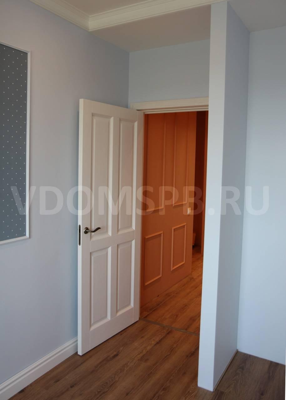 Как выбрать цвет межкомнатных дверей? 37 фото как подобрать для светлого пола и темных дверей в интерьере квартиры, советы дизайнеров